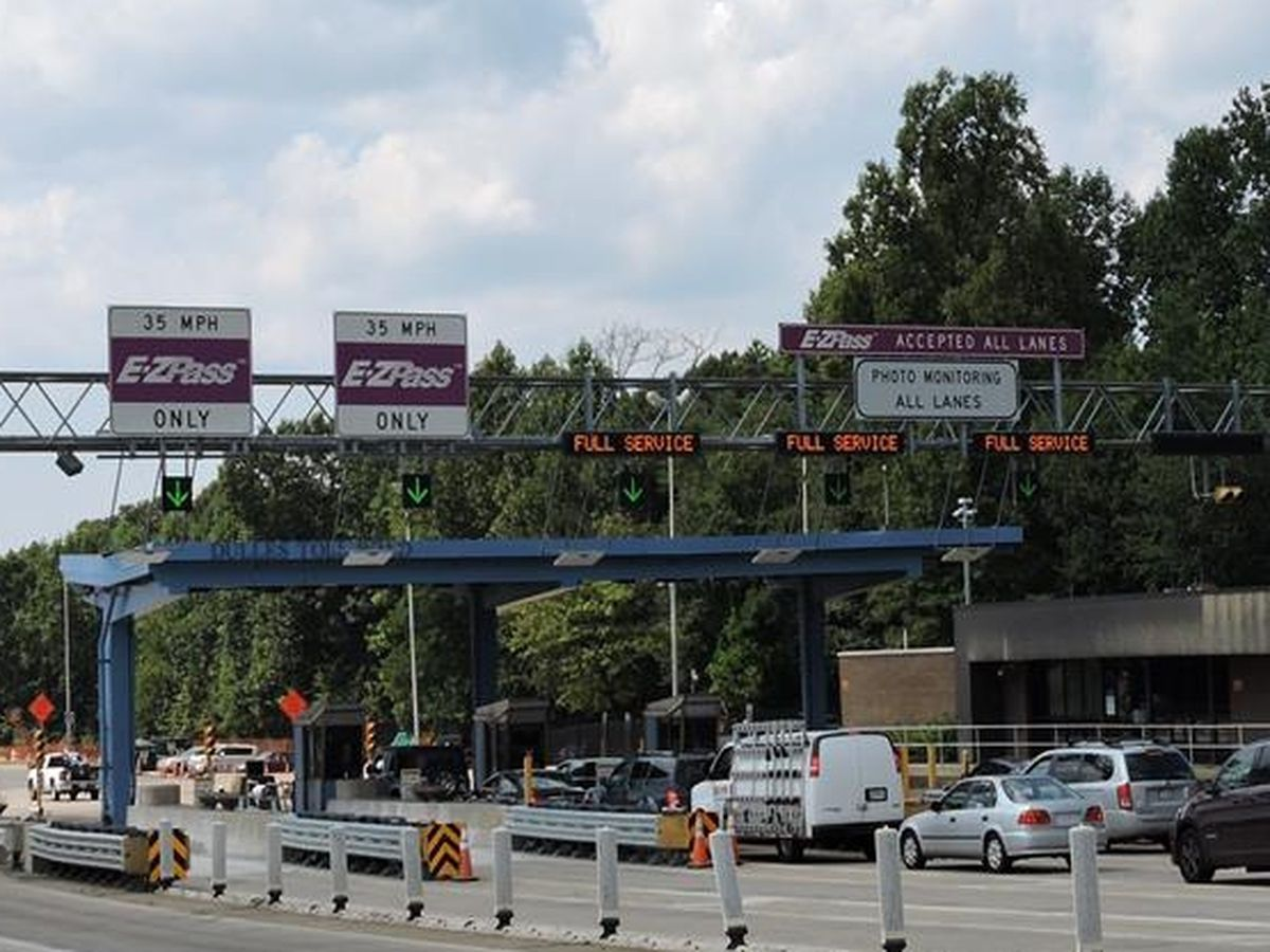Dulles Toll Road rates to rise in 2019
