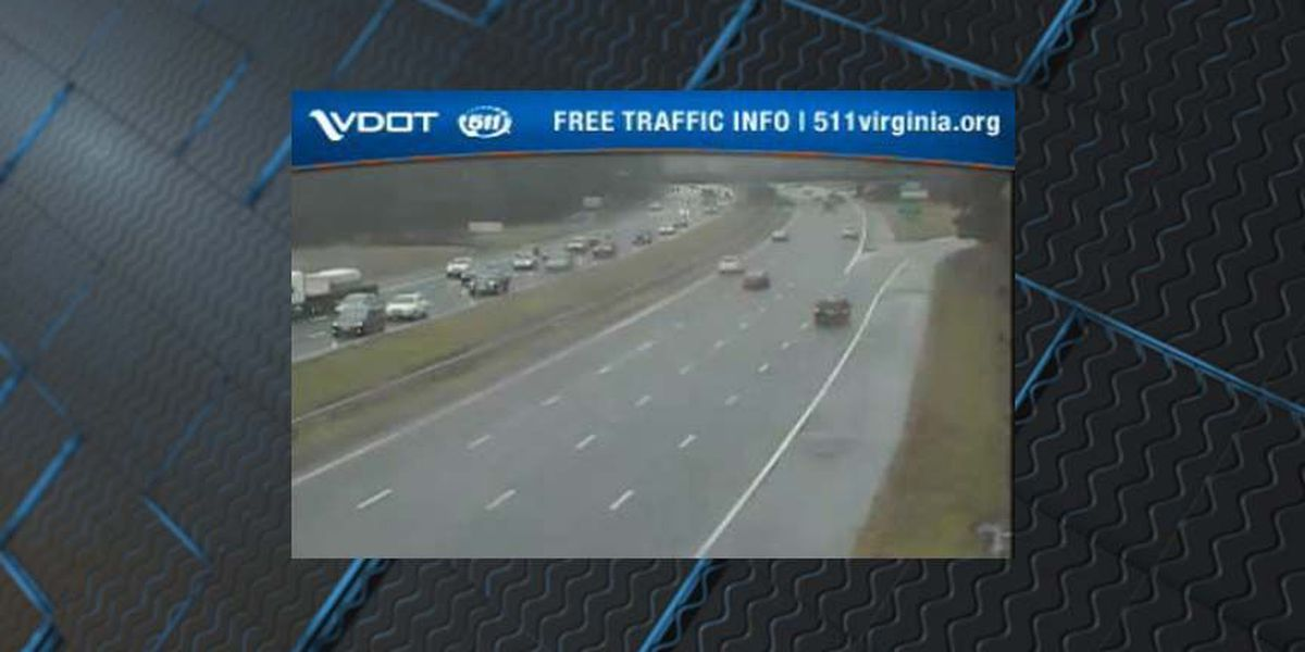 TRAFFIC ALERT: People returning from the holiday causing congestion on I-95