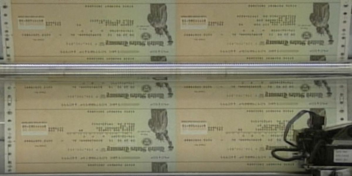 Gastonia woman says stimulus check sent to wrong bank account