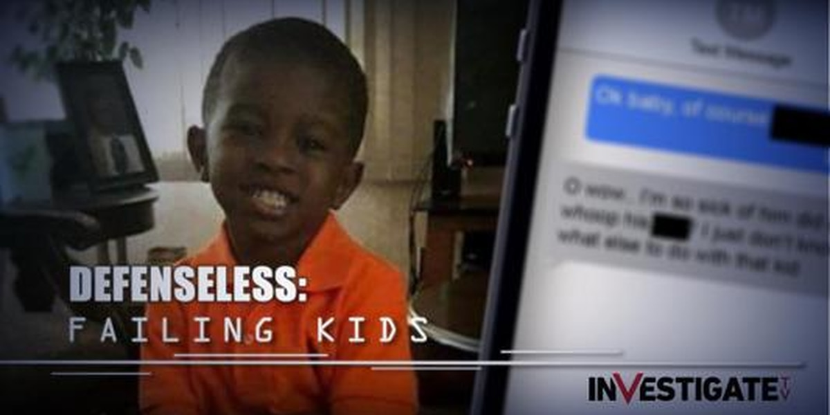 Defenseless: Failing Kids