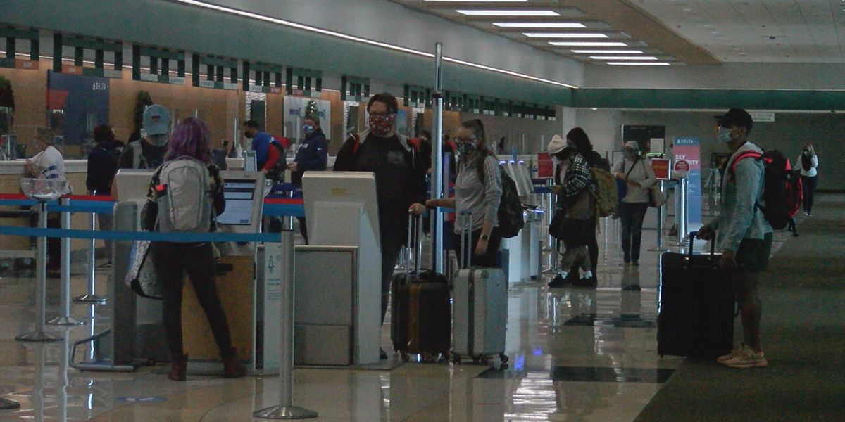 AAA: '3/4 of Americans will stay home,' holiday travel expected to be down 30%