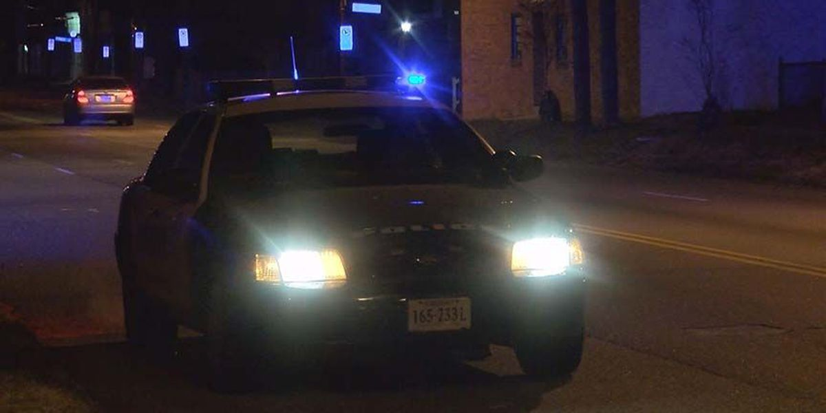 Man transported to hospital after being shot several times near Hull St.