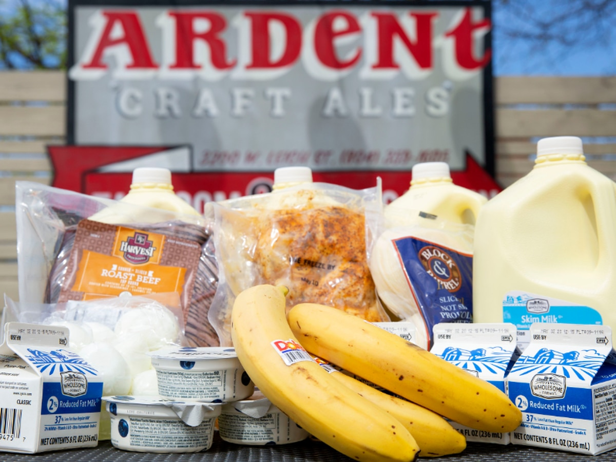 Ardent Craft Ales opens food bank for restaurant workers
