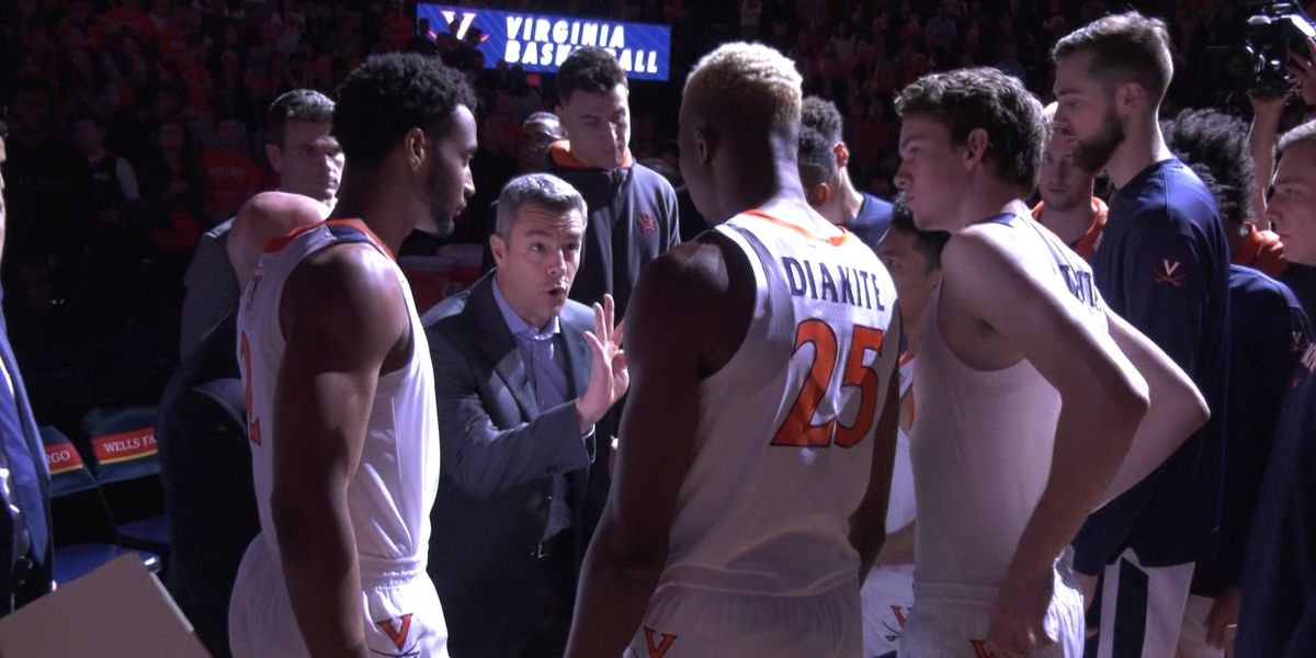 No. 7 Virginia Men's Basketball rallies to beat Arizona State 48-45