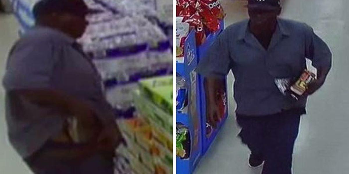 VIDEO: Man wanted after stealing beef from Farm Fresh in Richmond