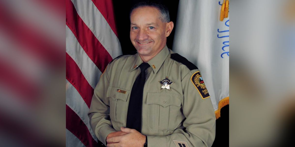Funeral set for Hanover sheriff's office lieutenant who died after battle with cancer