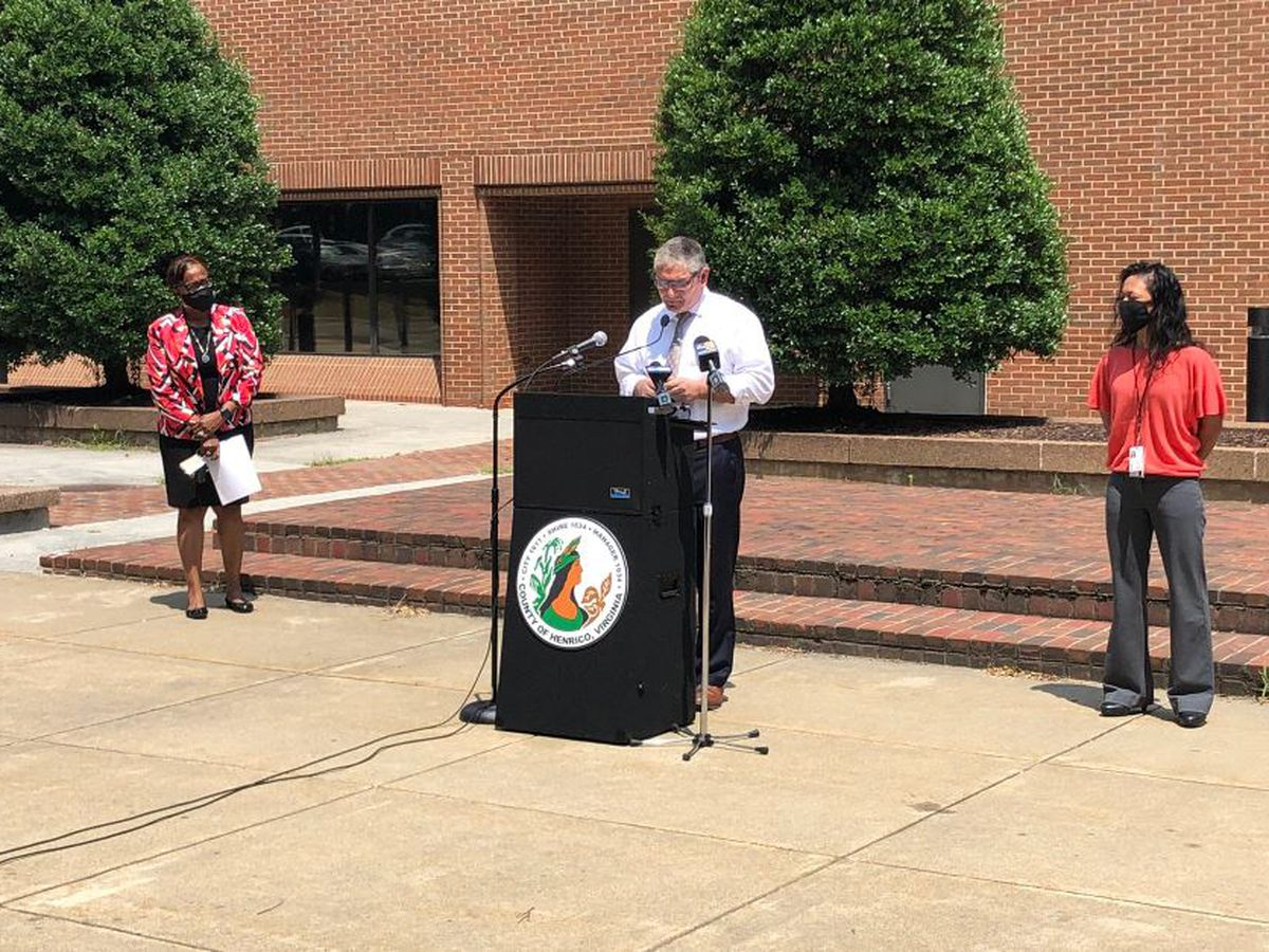 Sheriff: 125 inmates test positive for COVID-19 at Henrico jails