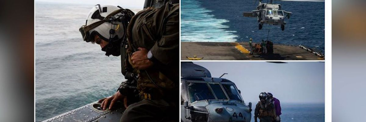 U.S. Marines ID all 9 people killed in sea-tank sinking