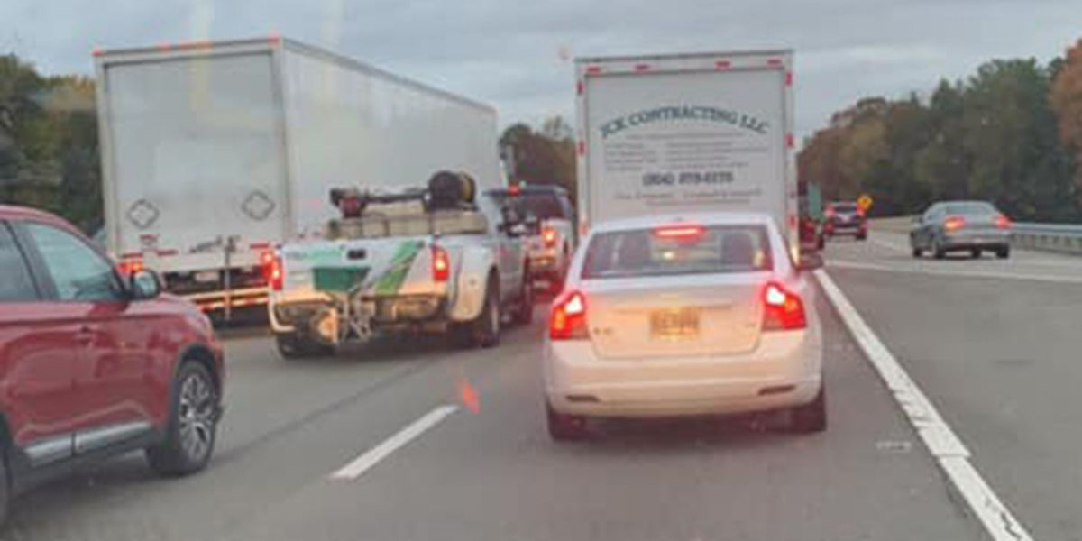 Chippenham Parkway reopens after incident causes major delays