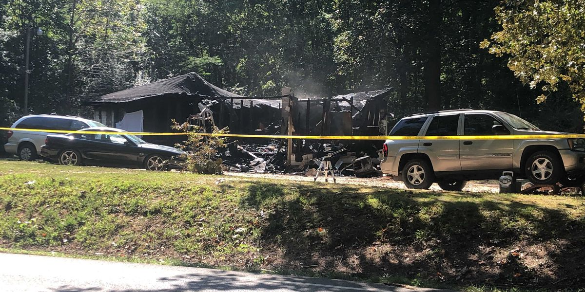 Police: Fire that killed 3 family members in Buckingham County does not appear suspicious