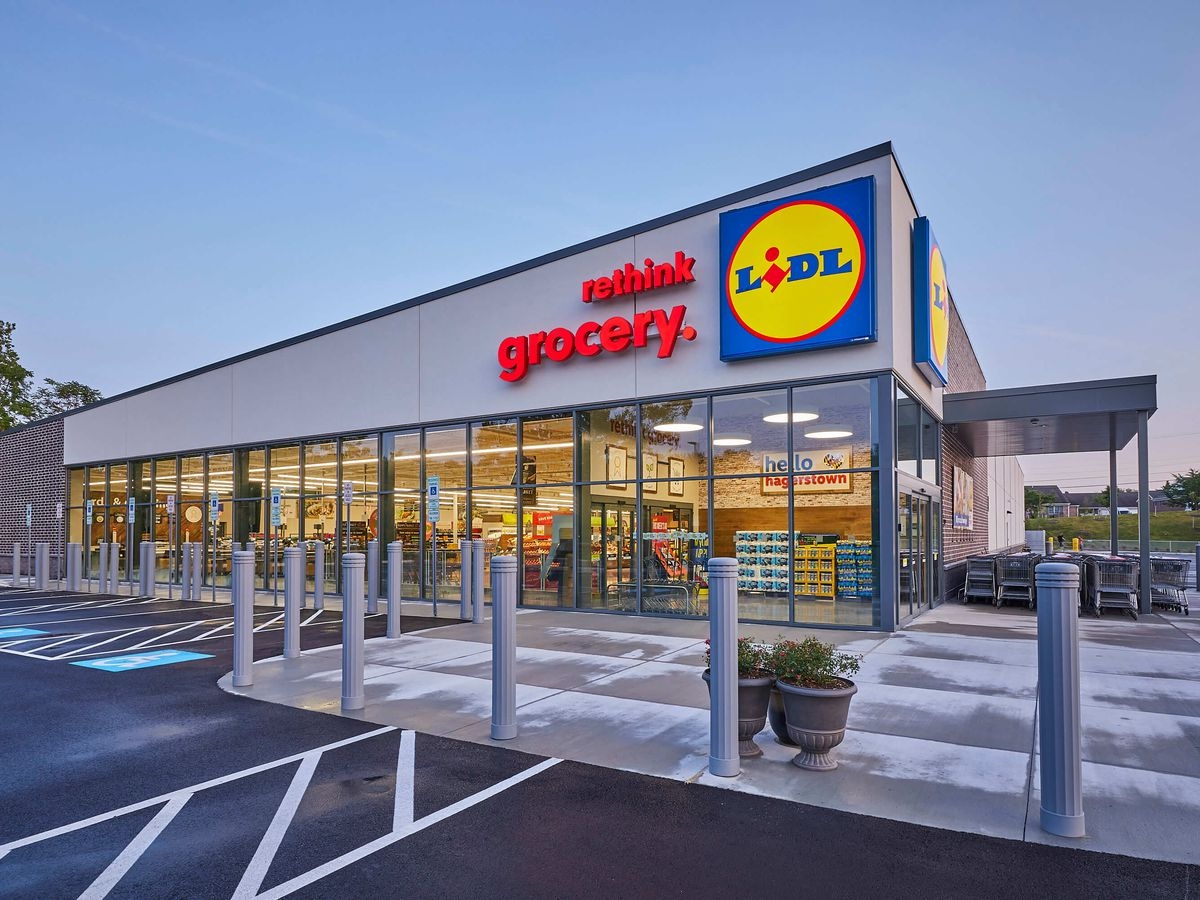 Lidl launches alcohol home delivery program in Virginia, North Carolina