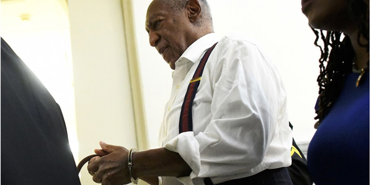 Bill Cosby wears prison uniform in new mugshot