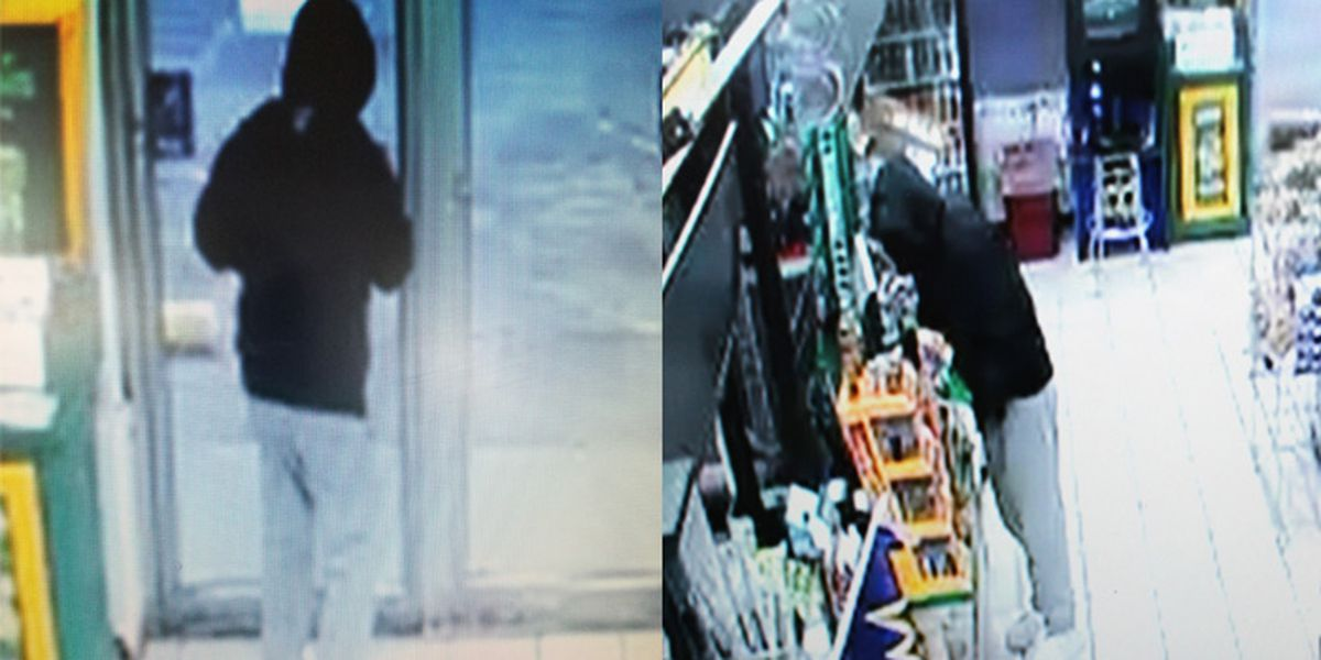 Hanover Sheriff's Office searching for robbery suspect