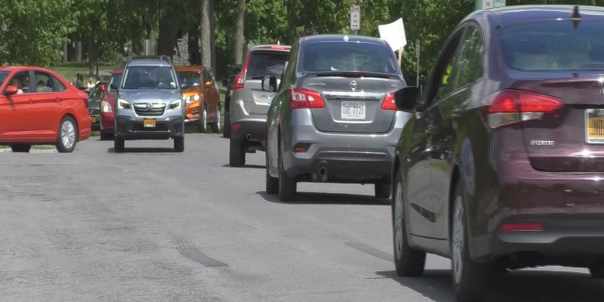 Car rally being held in Richmond to demand every vote is counted