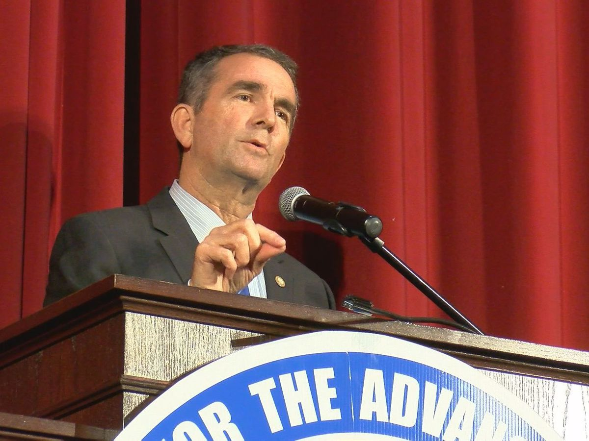 Northam wants to boost spending on water quality