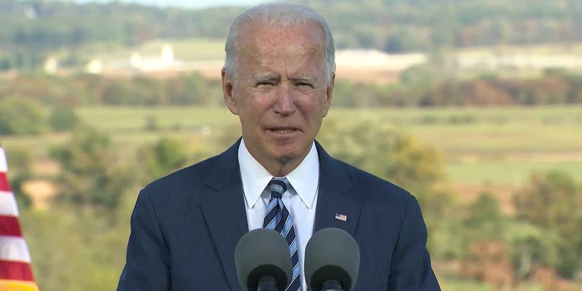 Presidential candidate Joe Biden to campaign in N.C.