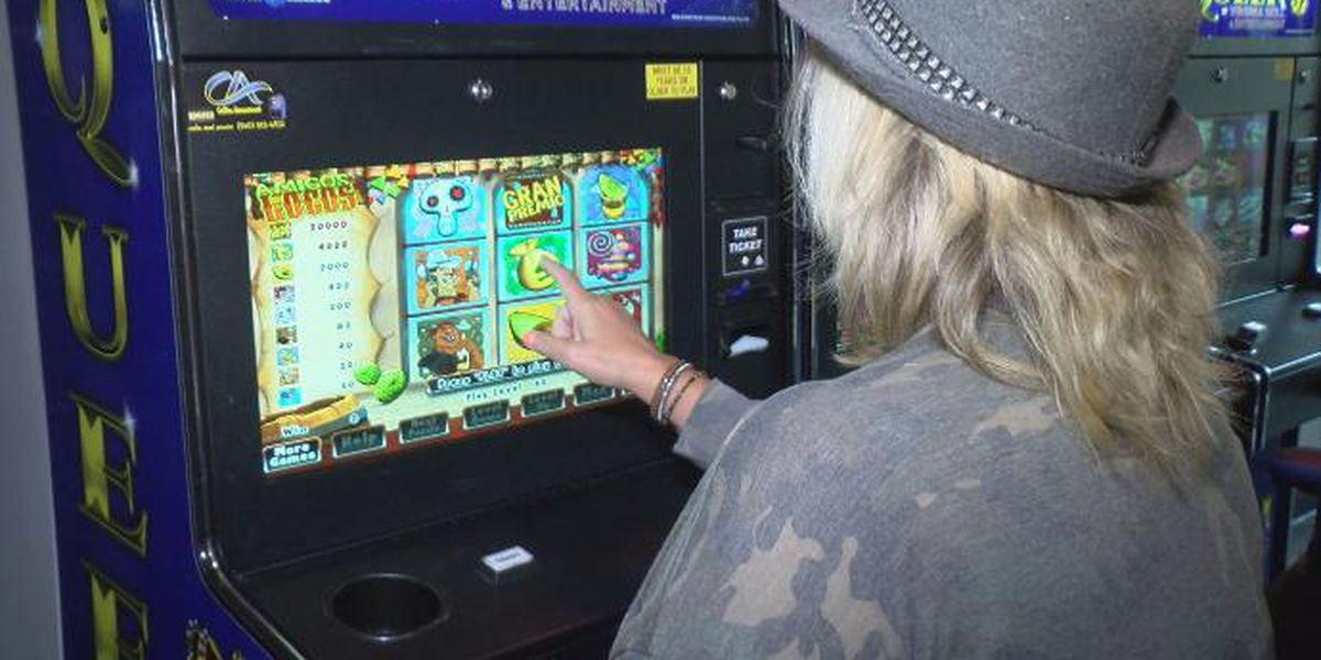 Slot-like gaming machines generate legal debate in Va.