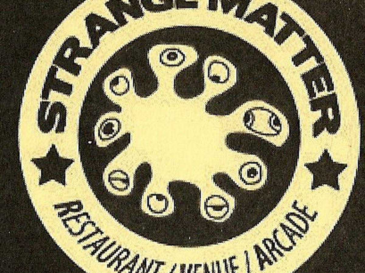 Strange Matter closing in December