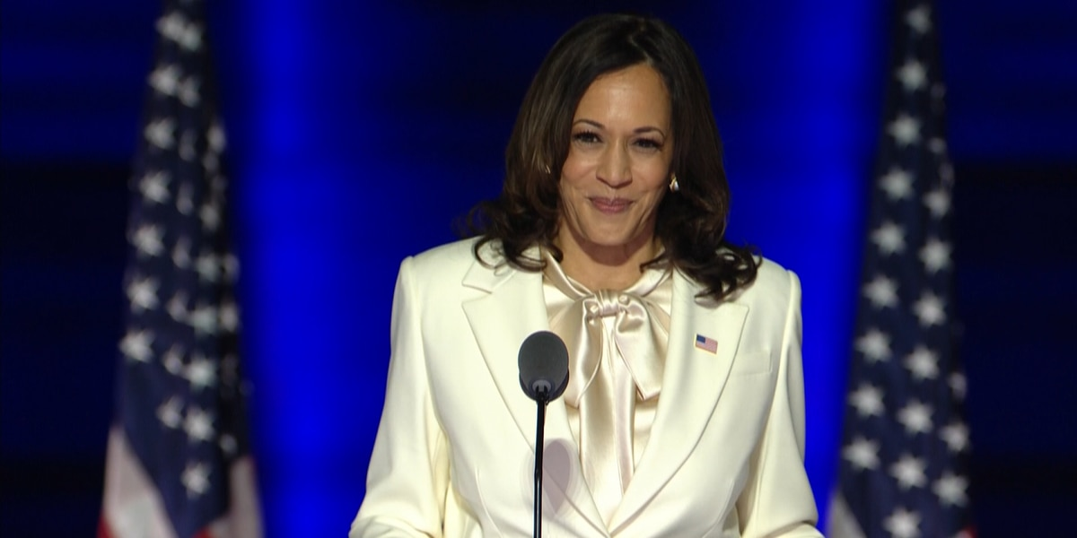 'Tears were just flowing:' Richmond NAACP president talks Kamala Harris' historic win