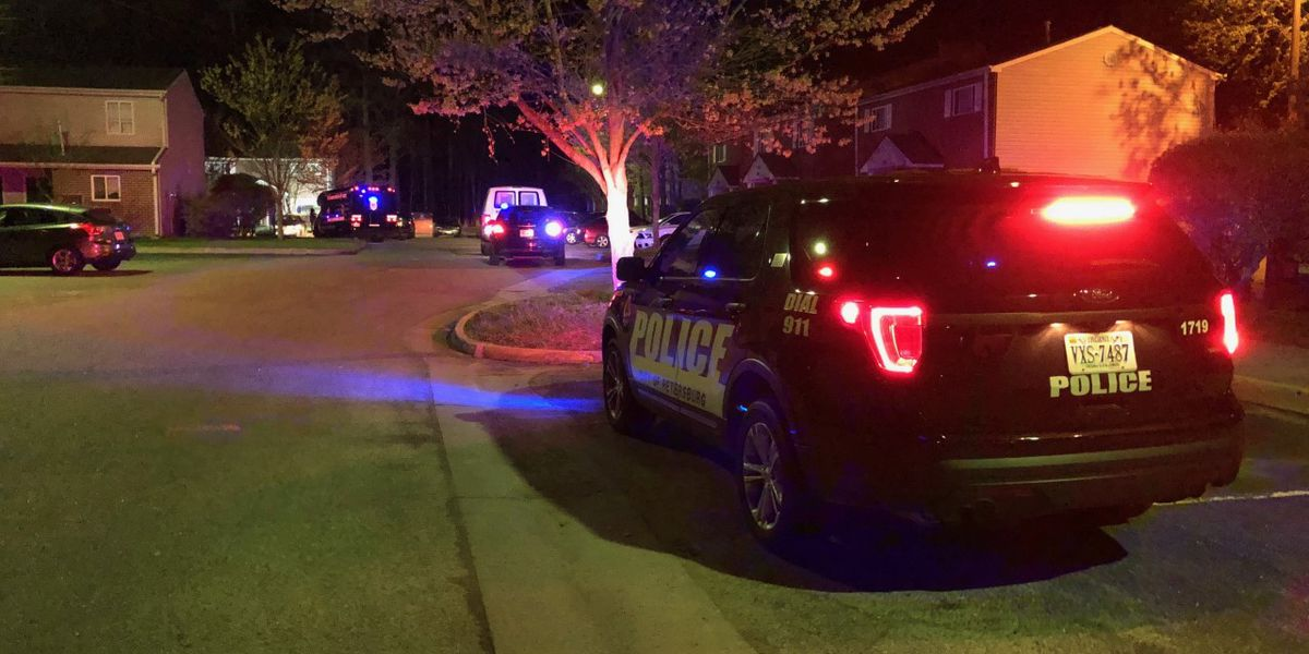 2 hurt in Petersburg double shooting