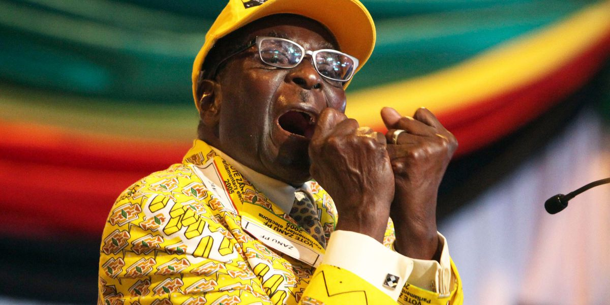 Mugabe dies; liberated Zimbabwe then held it for 37 years