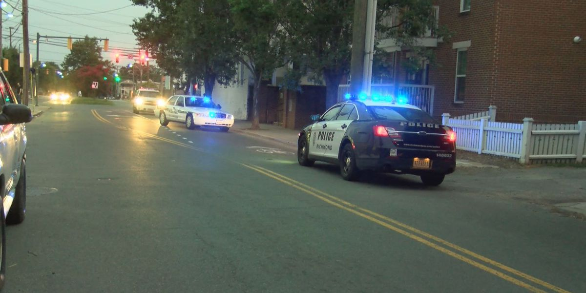 Traffic diverted on West Cary Street after shooting