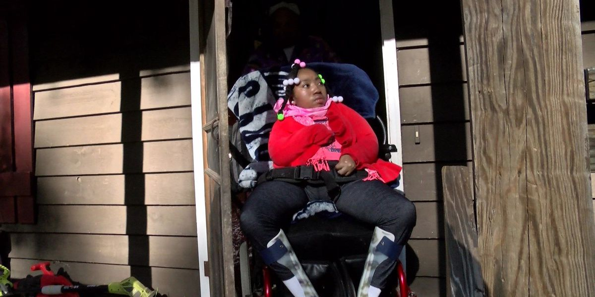 Chesterfield mom needs new wheelchair van for daughter with cerebral palsy