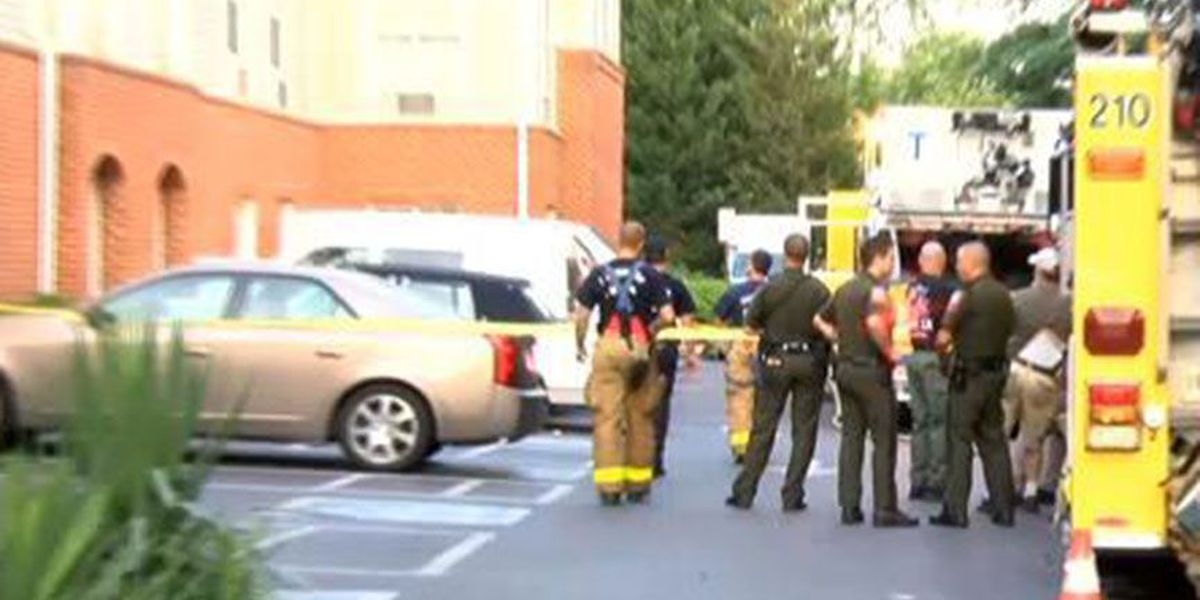 Chesterfield hotel explosion deemed suspicious