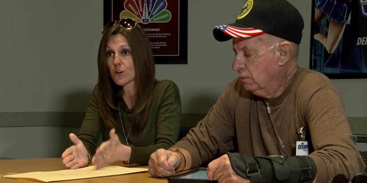 Vietnam veteran: VA hospital paralyzed my vocal chords