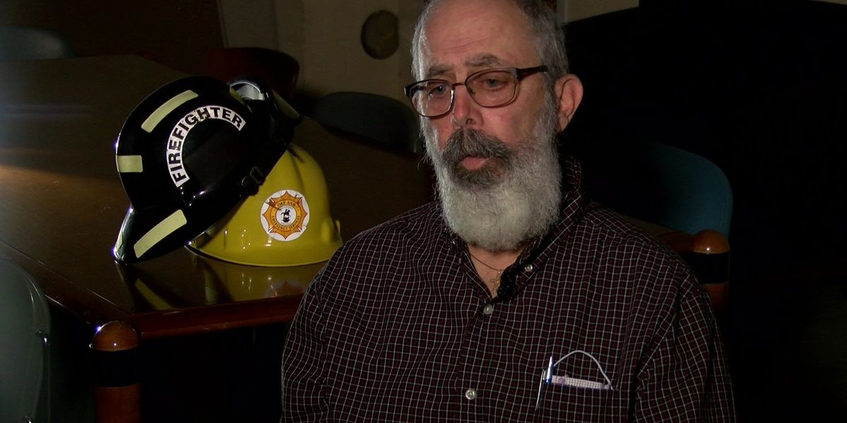 Retired fire marshal fights to expand worker's comp for cancer-stricken firefighters