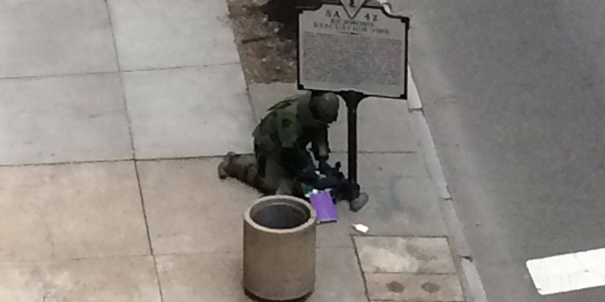 All clear given after suspicious package reported at Capitol