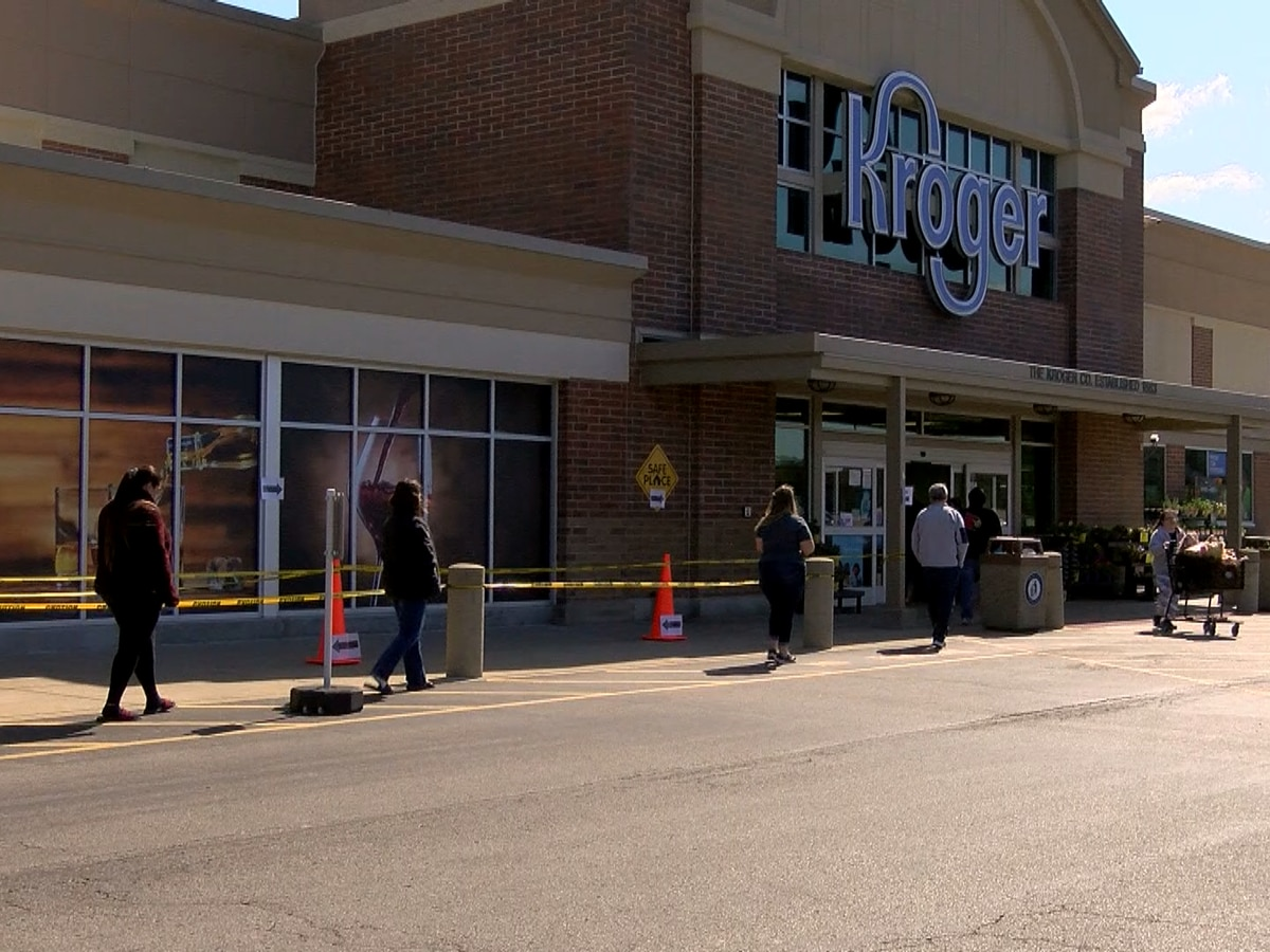 Kroger filling 140 Richmond positions during virtual event