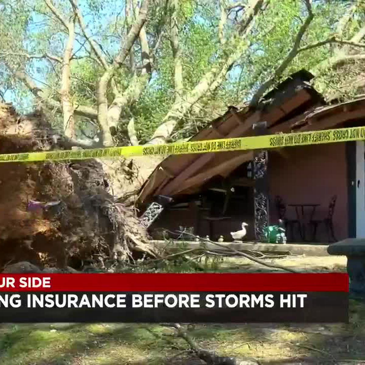 Storm season a good time to check up on your insurance