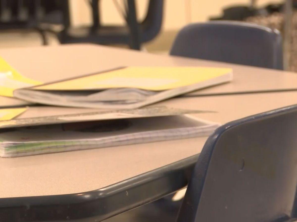 Area schools battle coronavirus cases among faculty, students