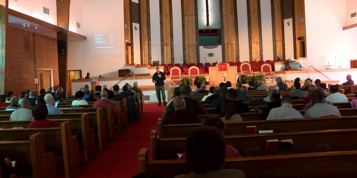 Richmond Police Department holds seminar promoting safety for houses of worship