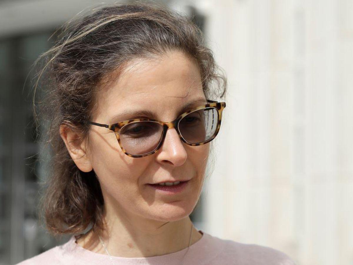 Seagram's heir faces sentencing in branded sex slave case