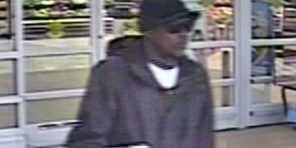 Armed suspect on the run after robbery at Walmart in Chester