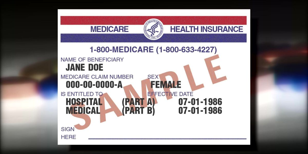 On Your Side Alert: Protecting your Medicare card from crooks