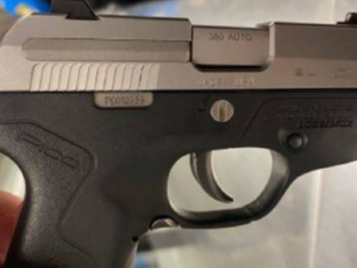 Richmond man becomes second person caught with gun at airport this month