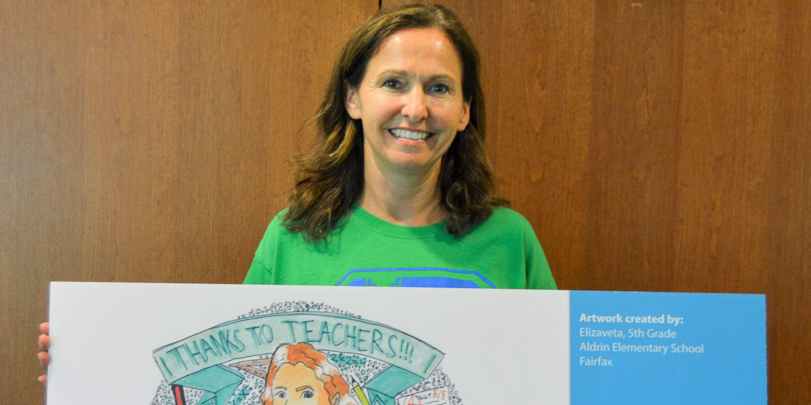 5th-grade teacher wins vacation through 'Thank a Teacher' program