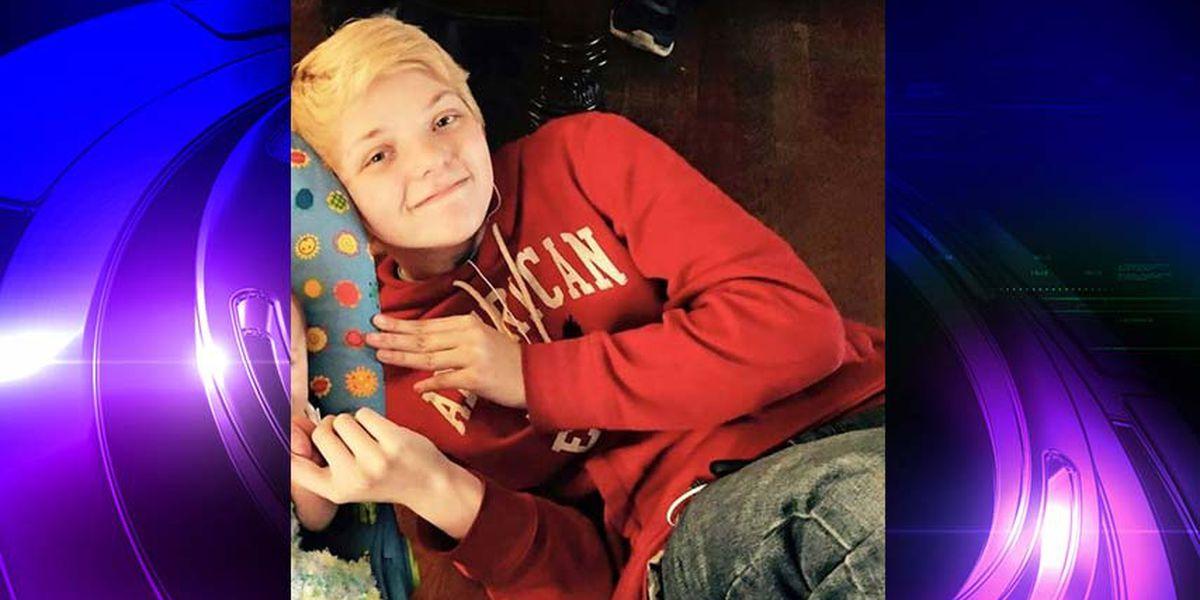 Missing Mechanicsville teen found in Cleveland