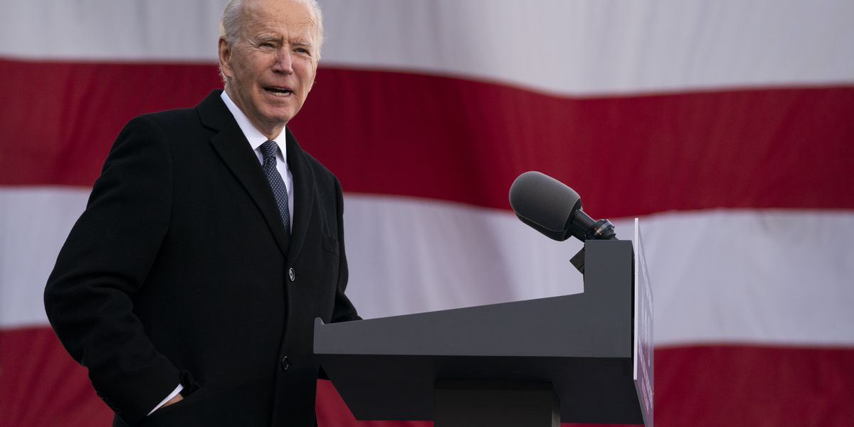 News to Know for Jan. 20: Biden to be sworn in as 46th President; Mass vaccination event; Sunny, windy day