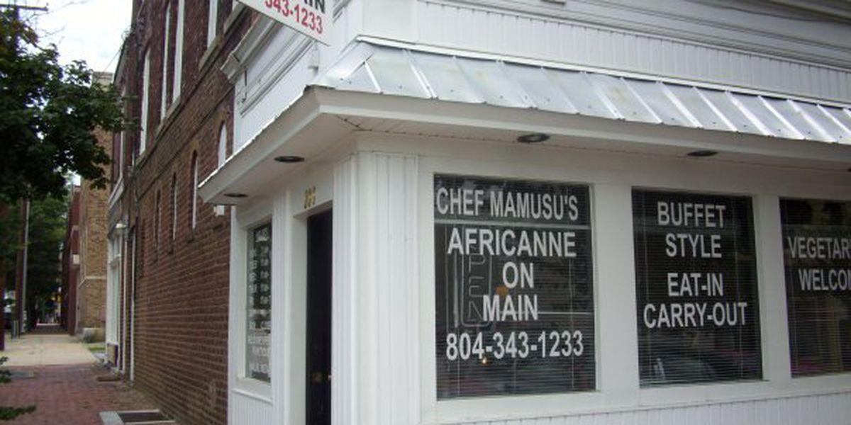 Chef Mamusu's Africanne Restaurant moving closer to VCU