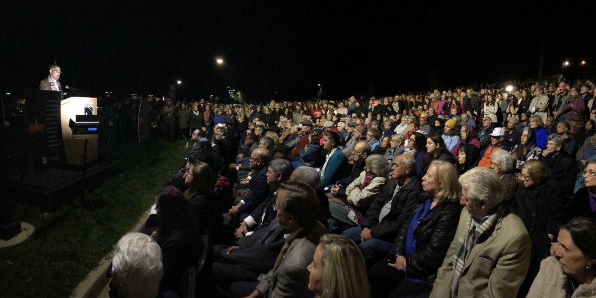 Richmond community remembers lives lost in Pittsburgh synagogue massacre