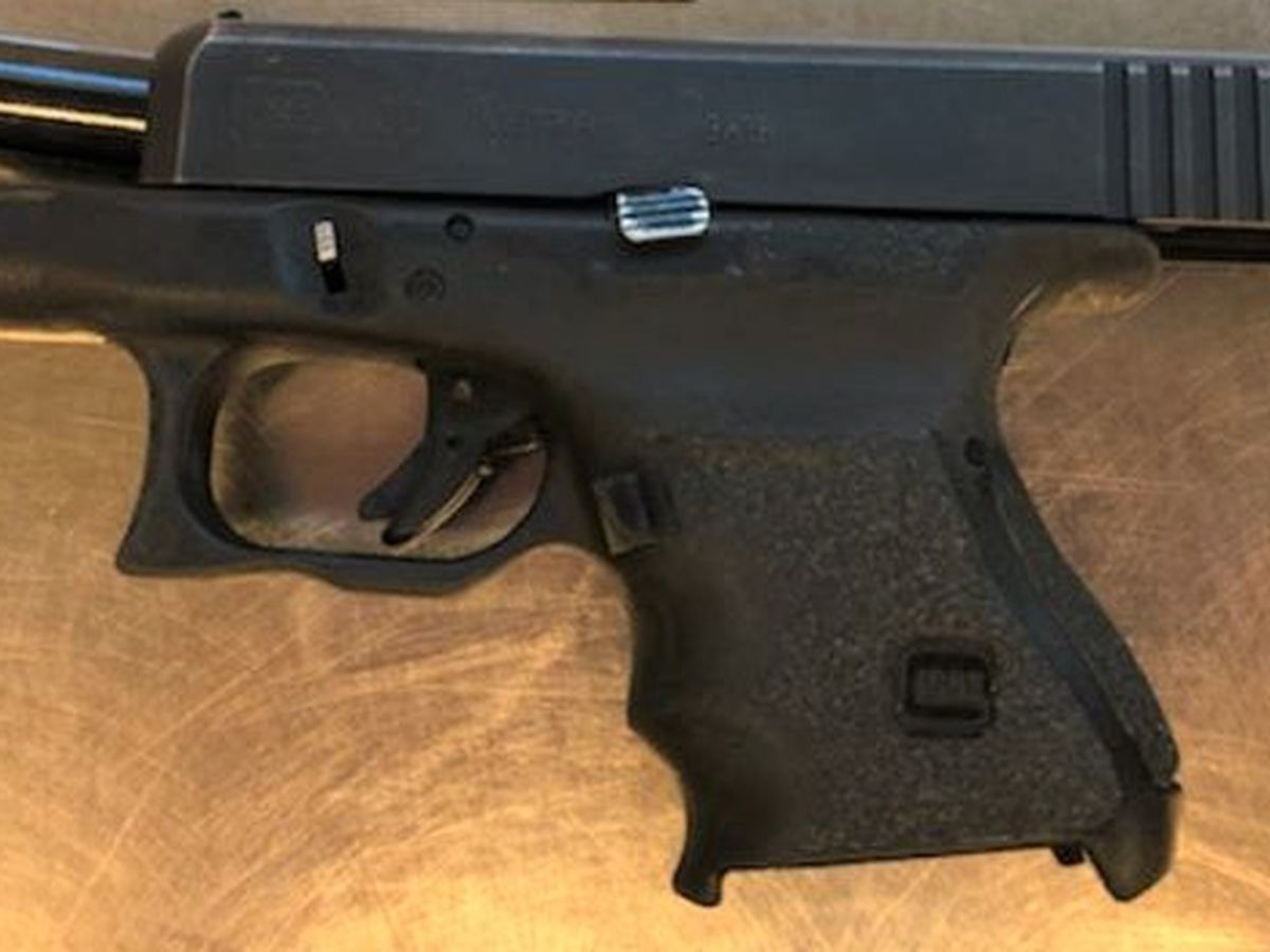 TSA catches Mechanicsville man with loaded handgun at Richmond airport