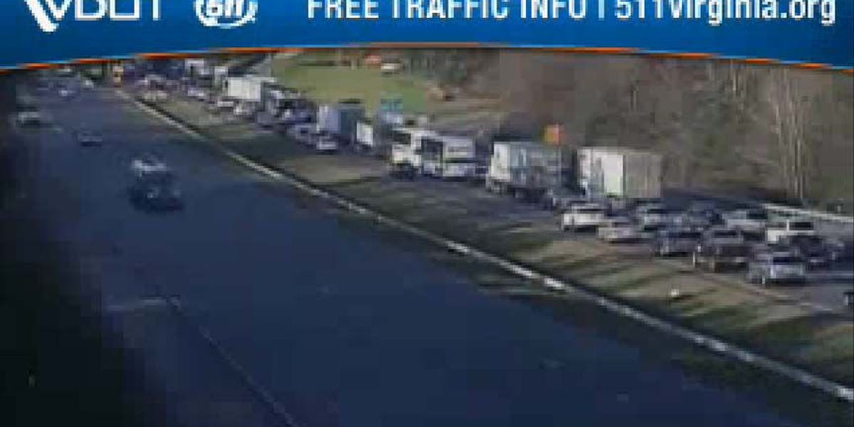 TRAFFIC ALERT: All lanes back open after crashes on I-95 N near Ashland