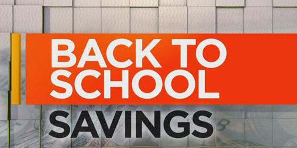 Back-to-school savings: Tips on saving on clothes