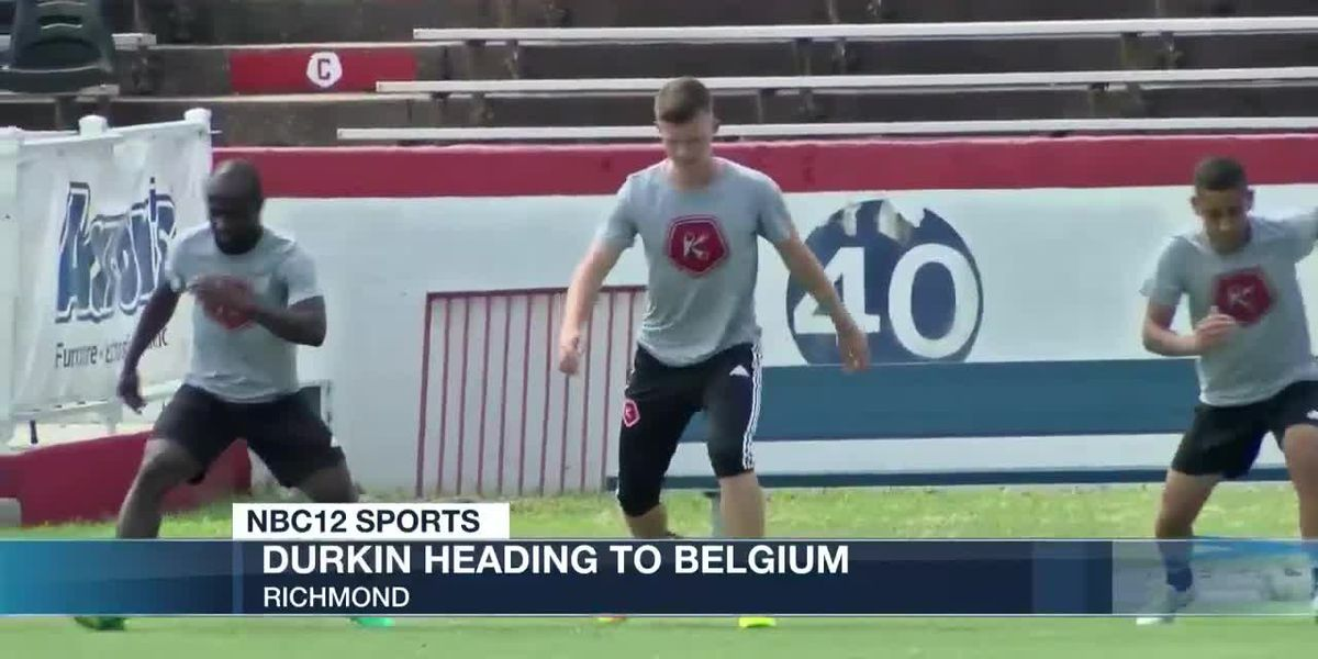 Glen Allen's Durkin takes soccer skills to Europe