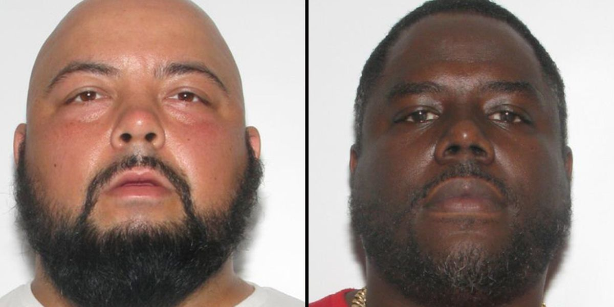 2 men wanted in theft of tablets, readers