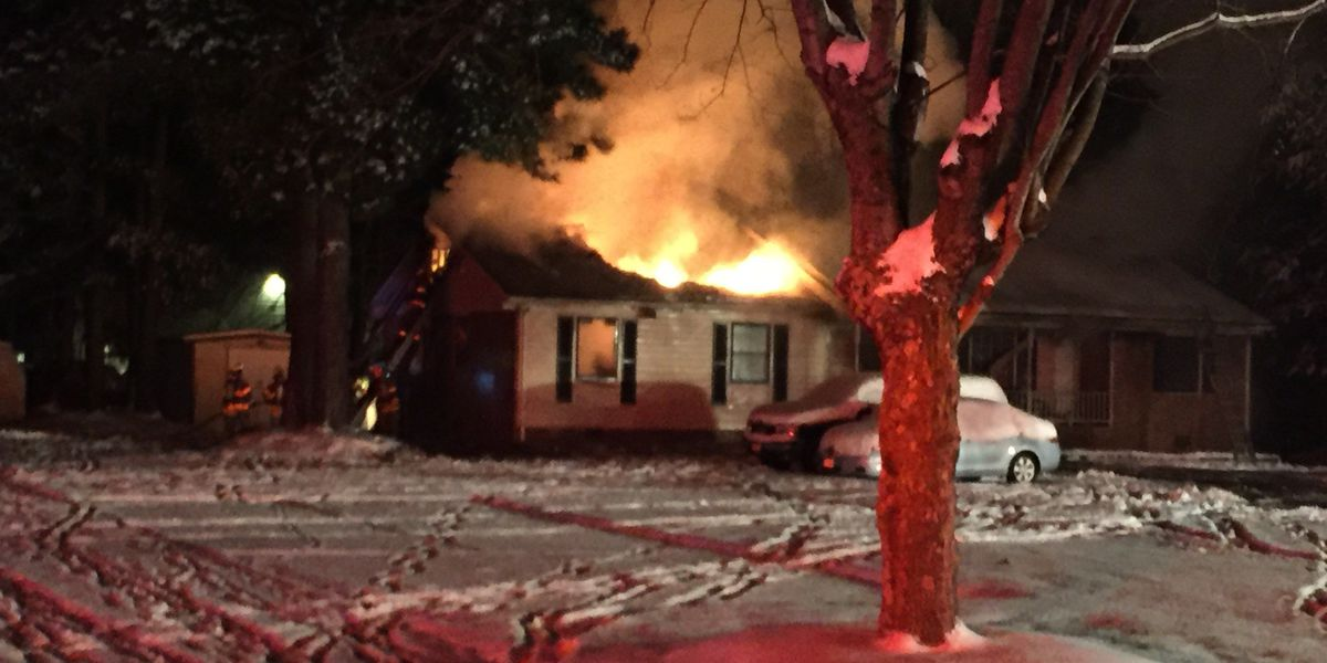 2 adults, 2 children displaced after Henrico house fire